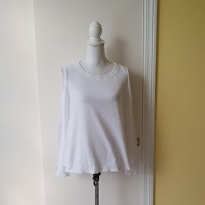 Sol Angles Womens Shoulderless Top Size S